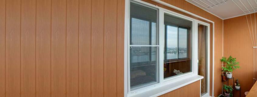 балкон под ключ на фото