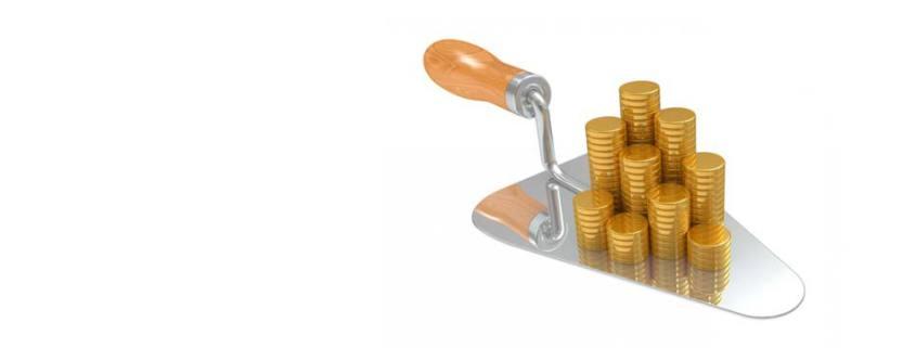 ремонт квартир Киев цены, мастерок с монетами