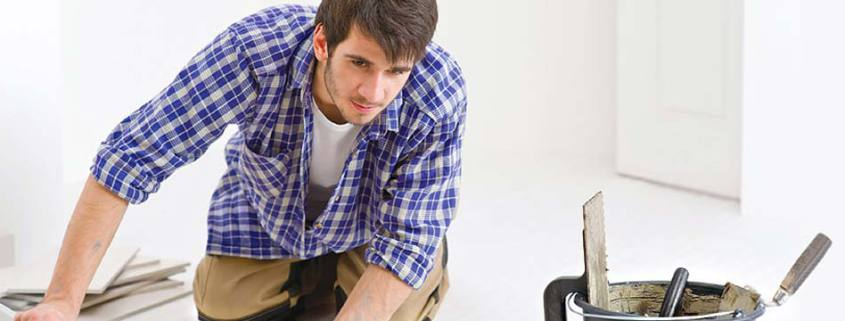 ремонт квартир в Киве укладка плитки