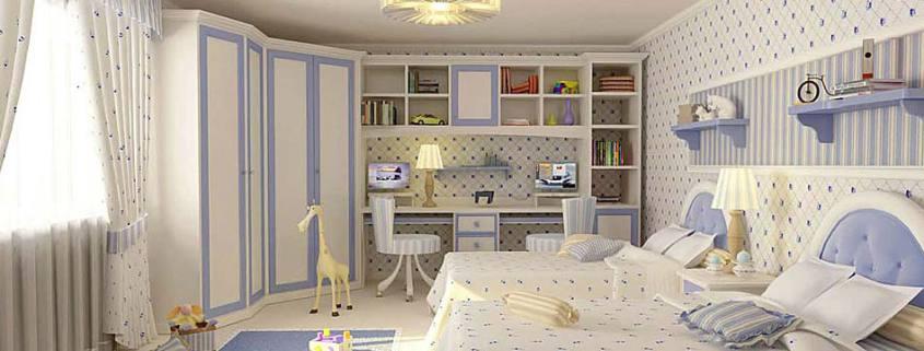 фото ремонт детской комнаты