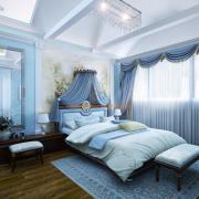 Дизайн интерьера спальни классика