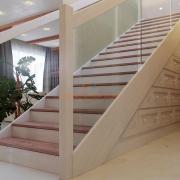 Шкафчики под лестницей