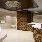 Дизайн ванной комнаты Бровары