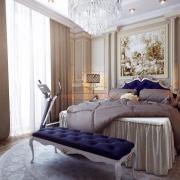 Дизайн интерьера спальни в Буче