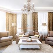 Дизайн интреьера гостиной Буча