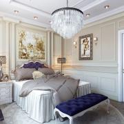 Дизайн спальни Буча