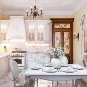 Кухня в классическом стиле. Бровары