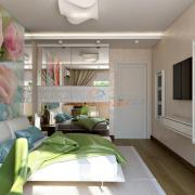 Детская комната в романтичном стиле