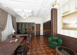 Дизайн интерьера кабинет президента компании