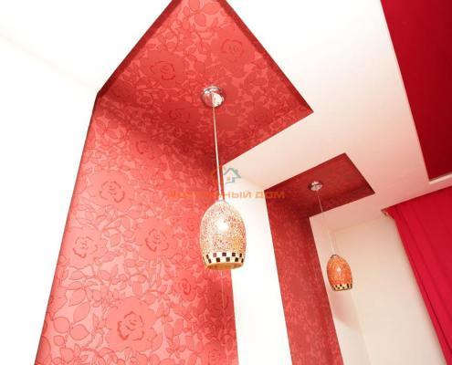 Дизайн и ремонт 2-к квартиры ул.Лаврухина Киев