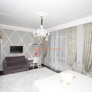 Дизайн 3к квартиры в стиле art deco