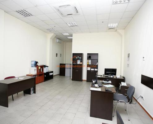 Косметический ремонт офиса Киев