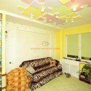 Отделка детской комнаты в желтом цвете