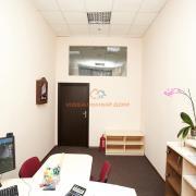 Отделка стен в офисе