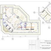 План частного дома Горбовичи
