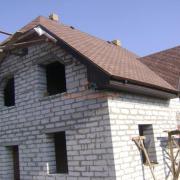 Постройка дома Ирпень