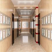 Ремонт коридора офиса