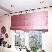 Римкие шторы в кухне