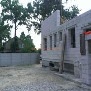 Строительсвто частного дома, Киев, район ДВРЗ