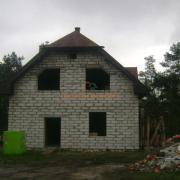 Строительсвто частного дома под Киевом