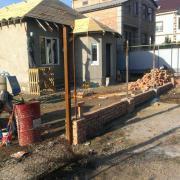 Строительство дома Осокорки