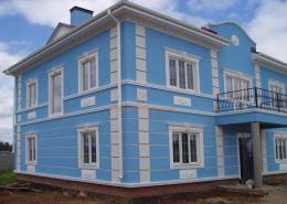 Строительство домов в Киевской области