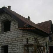 Строительство домов под Киевом