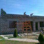 Строительство частного дома в Борисполе