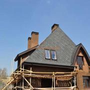 Строительство частного дома в Киевской области