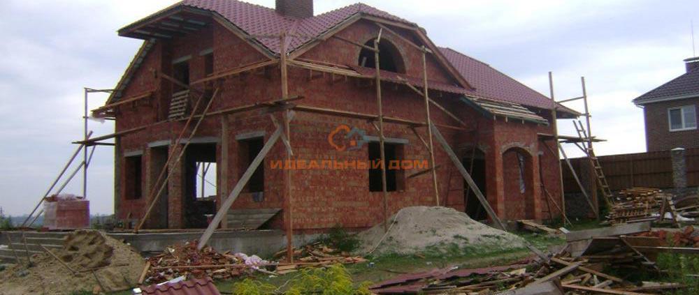 Строительство частных домов Киев и область