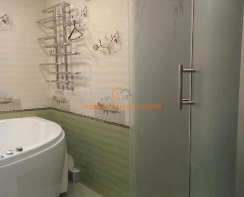 Укладка плитки в ванной Киев