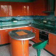 кухня остров