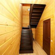 Изготовление деревянных лестниц, Киев