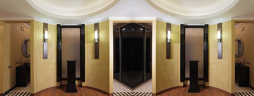 ремонт коридора на фото