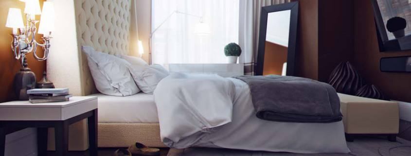 ремонт маленькой спальни