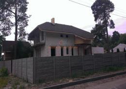 Постройка небольшого дома, Киев