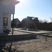 Строительство частного дома в Киеве
